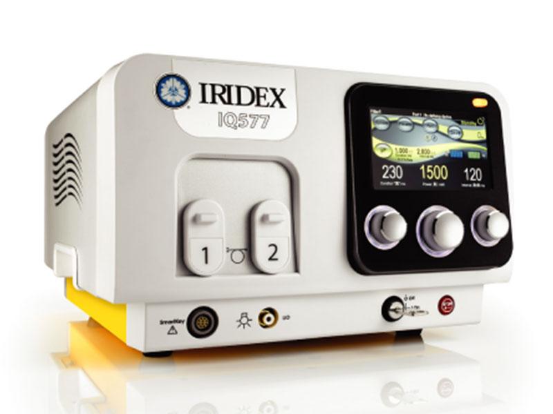 IQ 577 Iridex